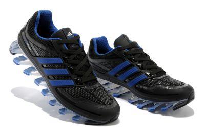 Adidas Springblade black-blue